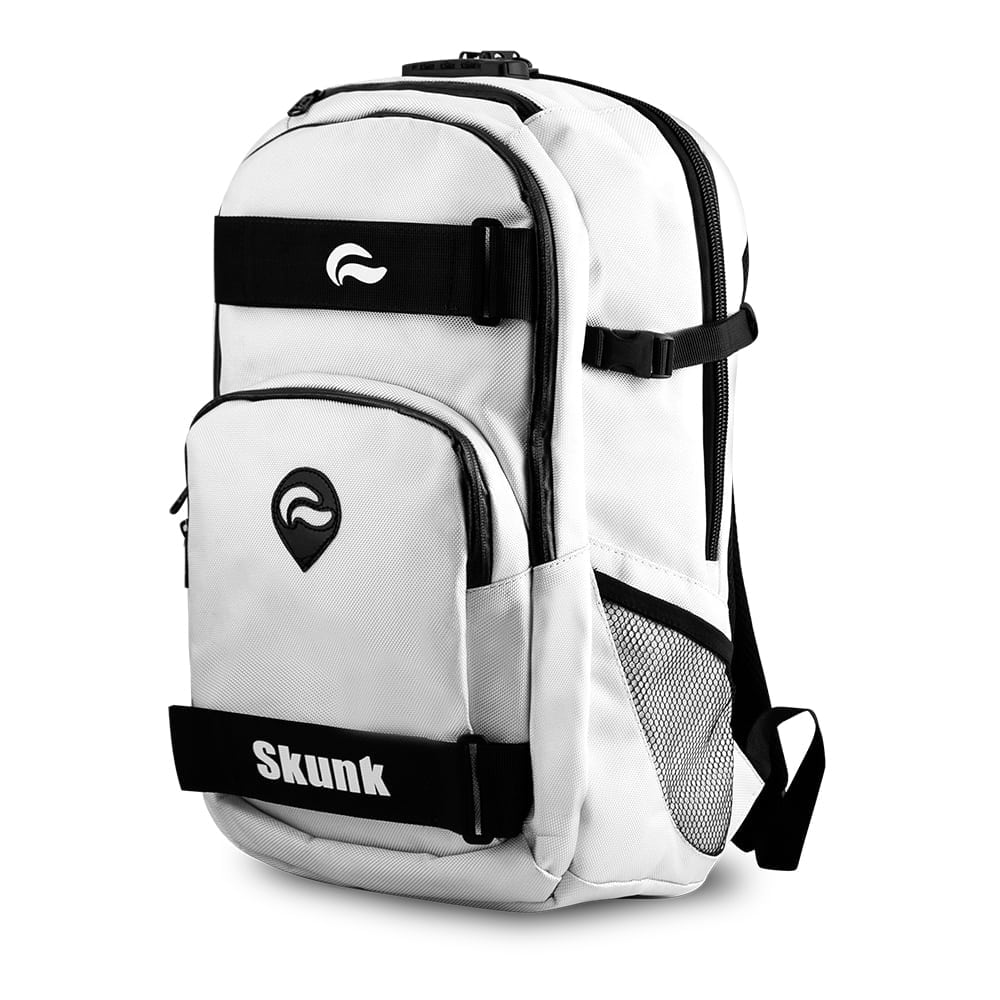 Nomad White Skunk Bags