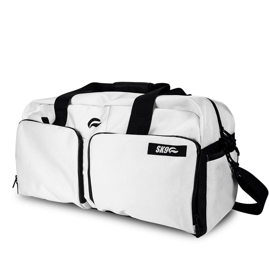 Skunk Sports Bag White Bags